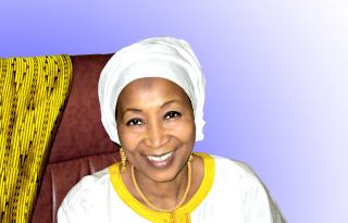 3 - Mme Sidibé Dedeou Ousmane Présidente de la Centrale Démocratique des Travailleurs du Mali CDTM