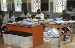 ELECTION EN GUINEE