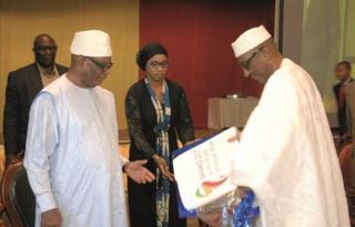 ibrahim-boubacar-keita-ibk-Abdoullah-Coulibaly-commission-sommet-france-afrique-cnosaf-logo-1